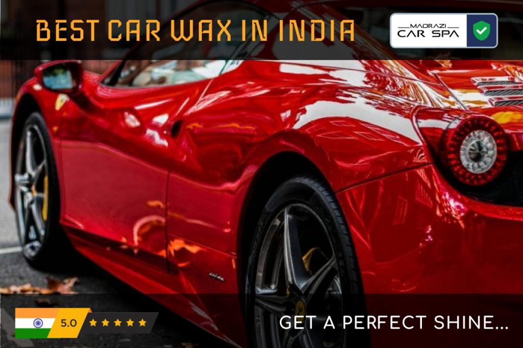 Cover image of best car wax in india