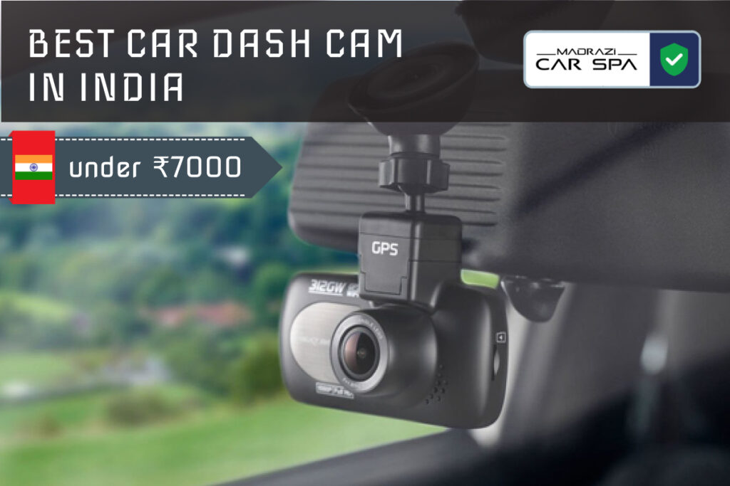 best car dashcam in india
