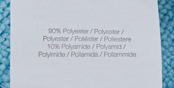label image of amazonbasics microfiber cloth india