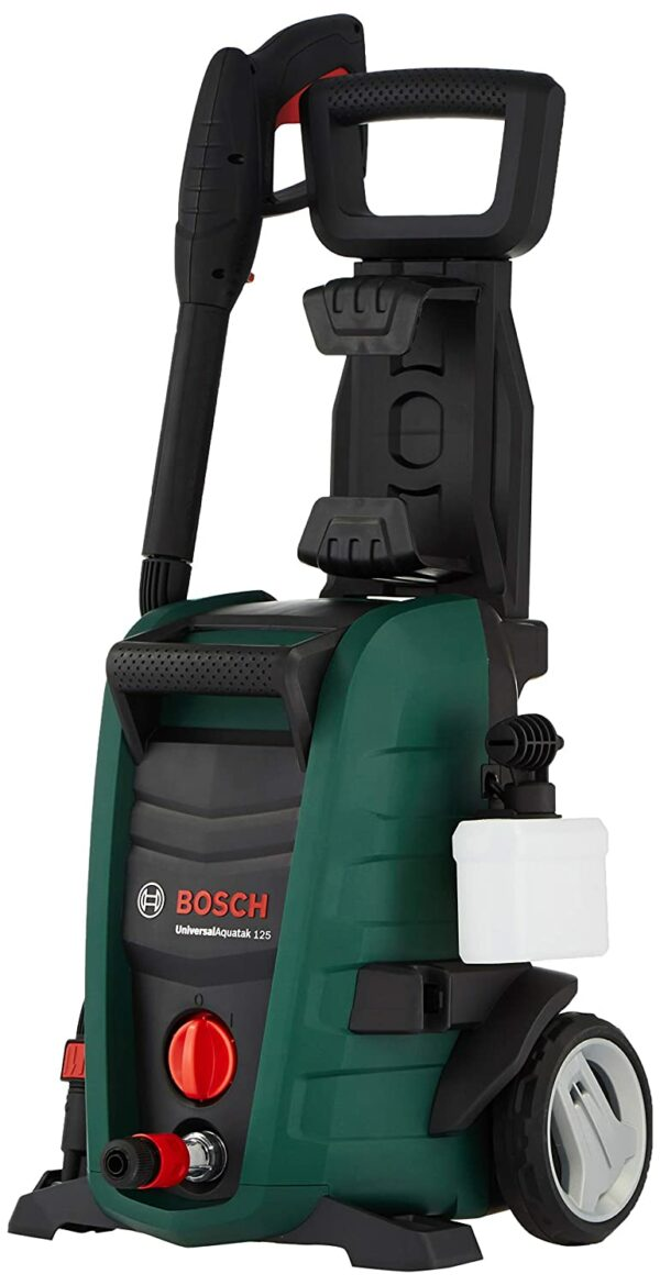 side image of bosch car pressure washer india