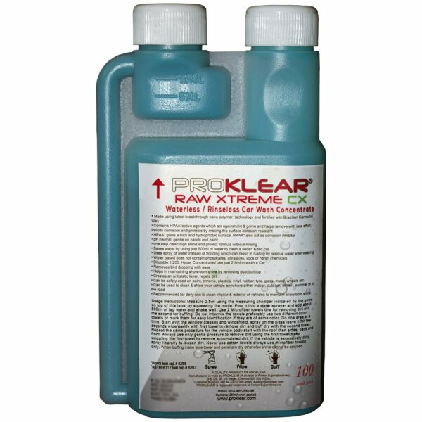 image of proklear car shampoo online india